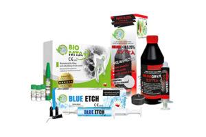 Preparaty i akcesoria stomatologiczne
